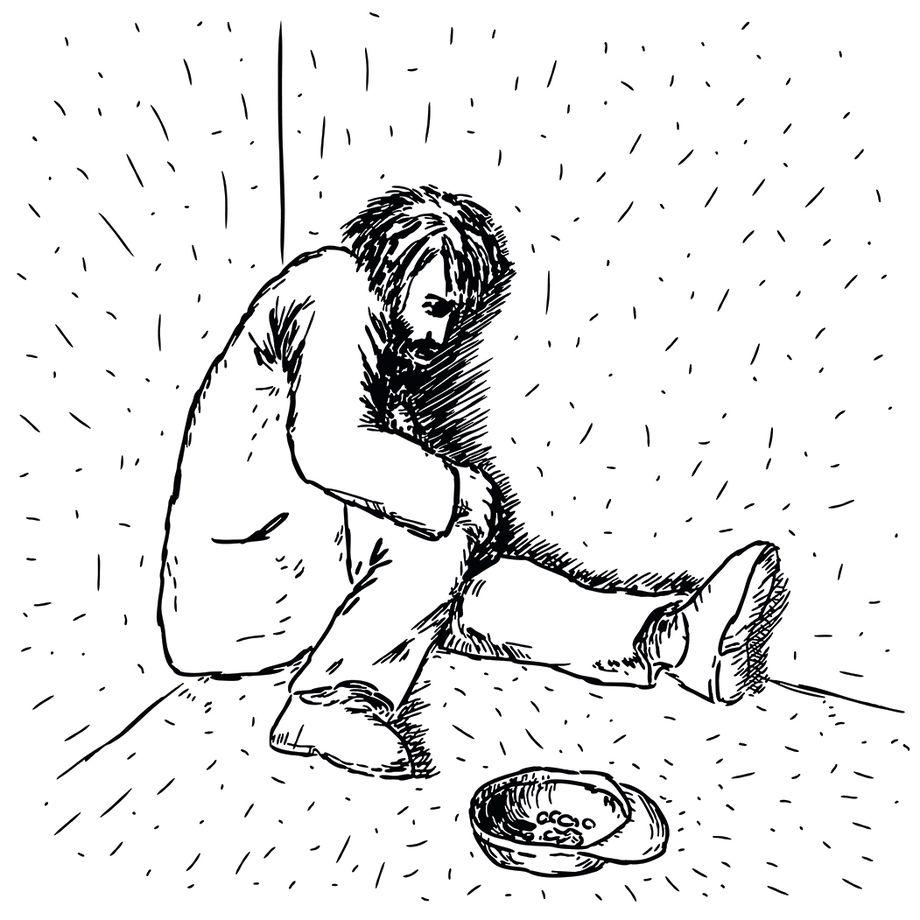 Дух и нищета в двух Заветах