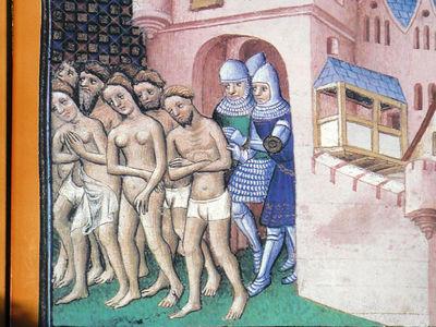 Реальность разделения: опыт XII века