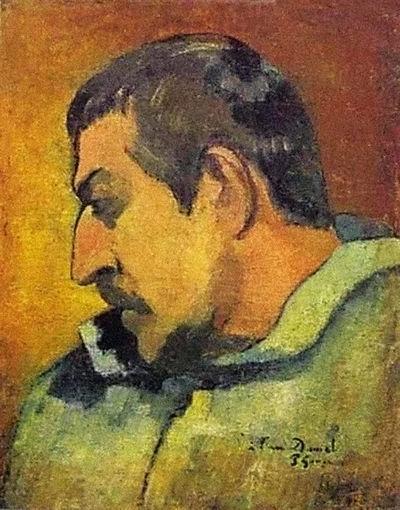 Бретонский периодв творчестве Гогена