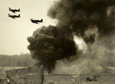 Войны XX века: вызовы миру