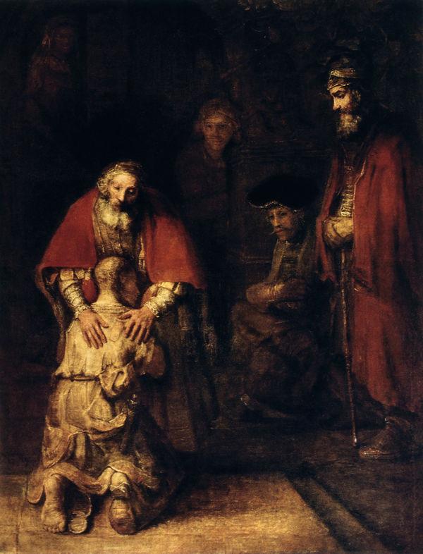 О блудных сыновьях или о любви отца?