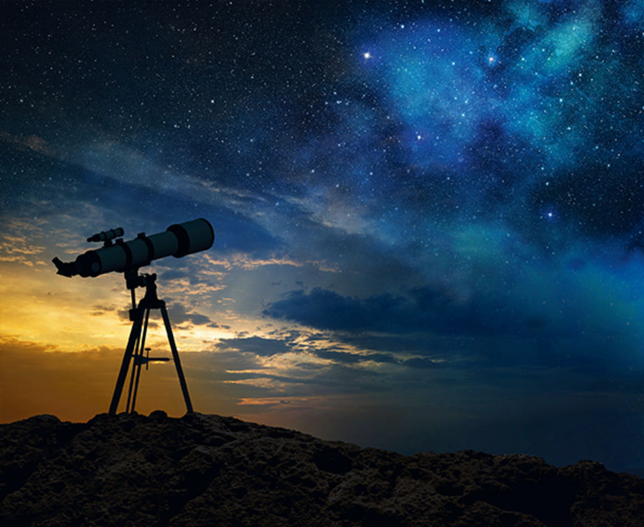 Бог в телескопе