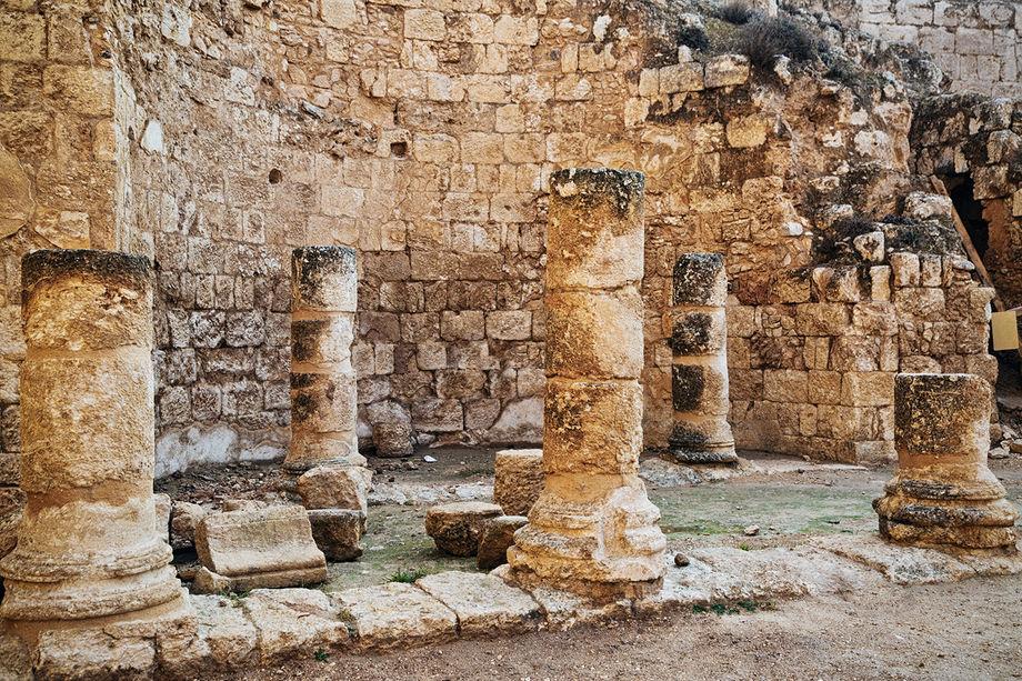 О библейских артефактах