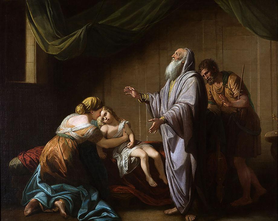 Библейские пророки и политика: Елисей и Даниил