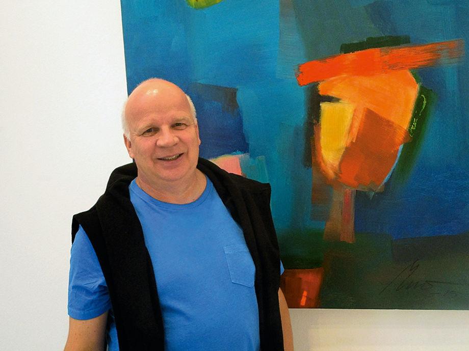 Матти Сирвио — пастор и художник