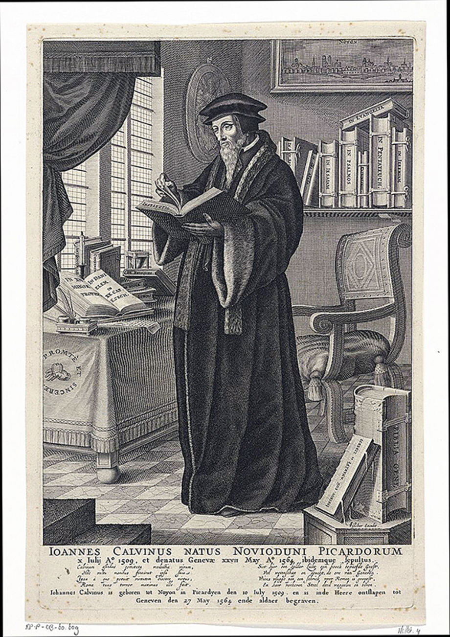 Четыре эссе о лидерах Реформации