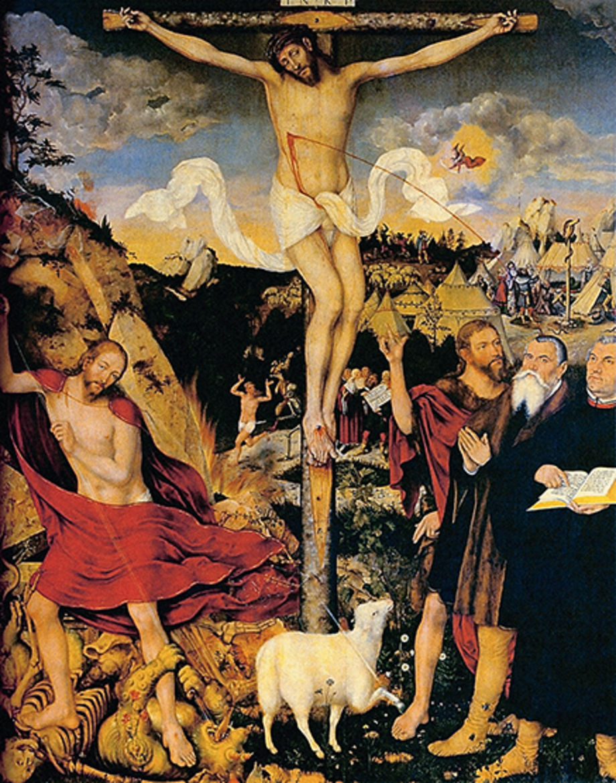Лукас Кранах — первый живописец Реформации