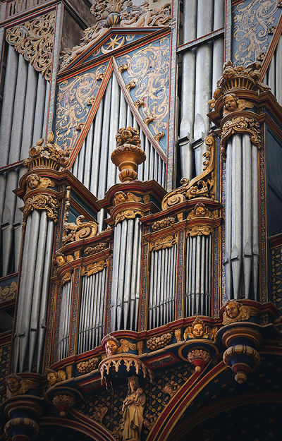 О лютеровском в лютеранской музыке