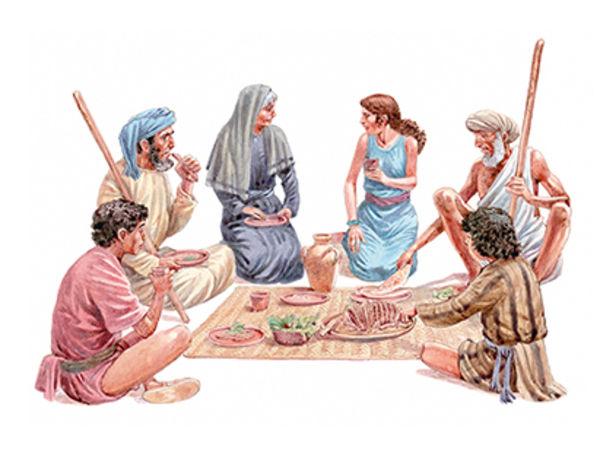 Милосердие у первых христиан