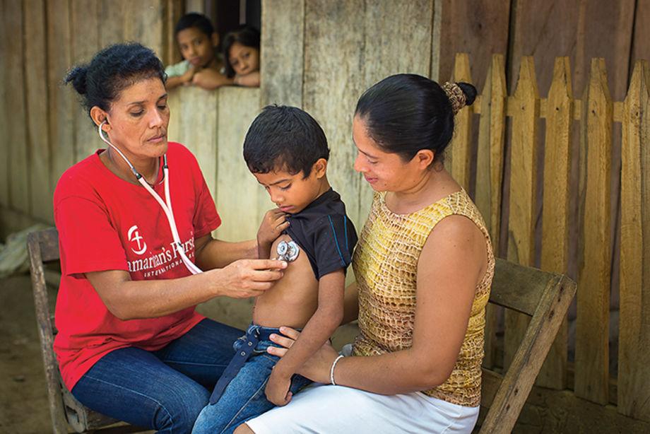 «Сума самаритянина» — помощь обездоленным  и страждущим