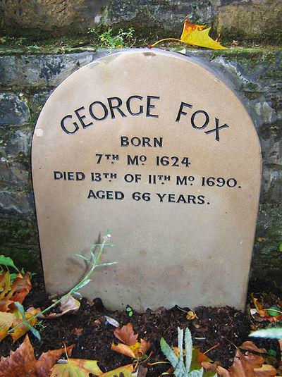 Джордж Фокс: преодоление
