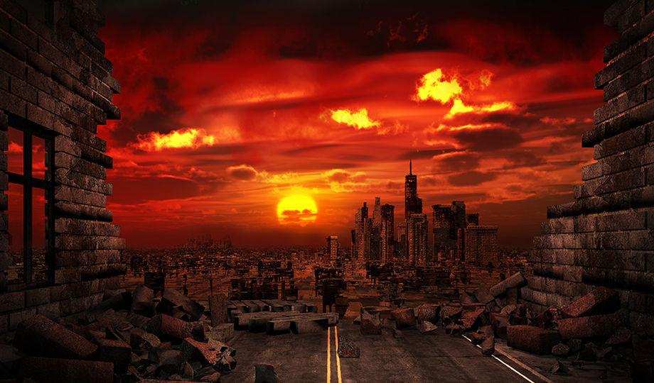 Апокалипсис как коллективное страдание верных