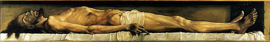 Самая странная картина Ганса Гольбейна