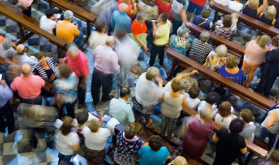 Об органичности Церкви