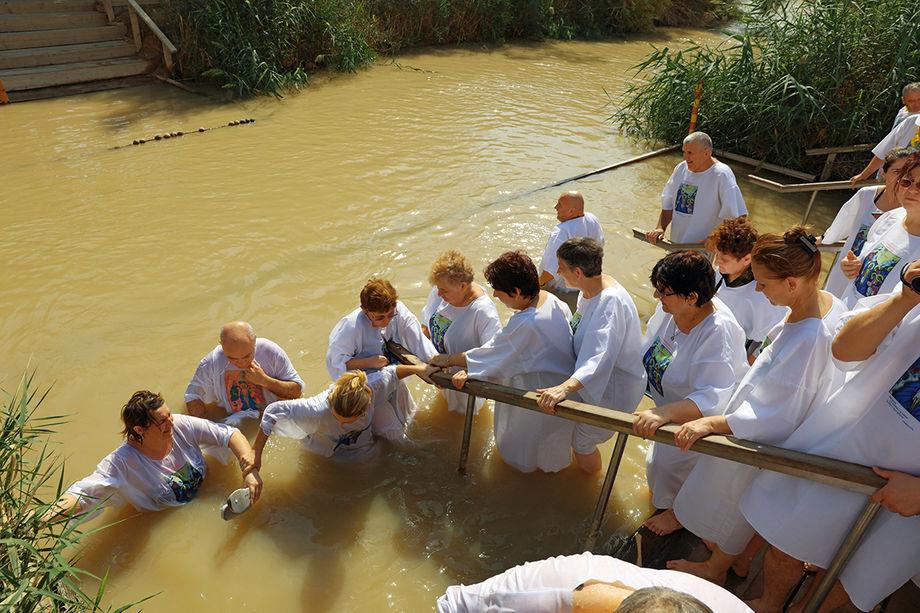 Крещение как врата смерти и жизни