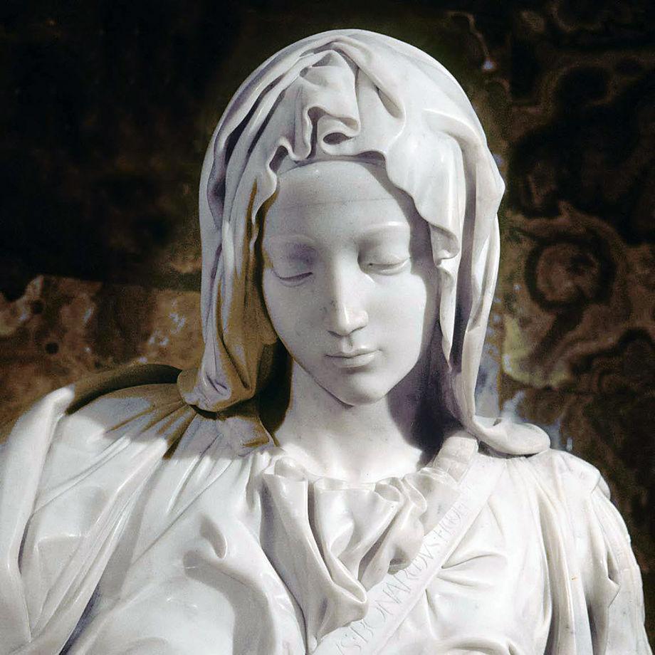 Римская «Пьета» Микеланджело