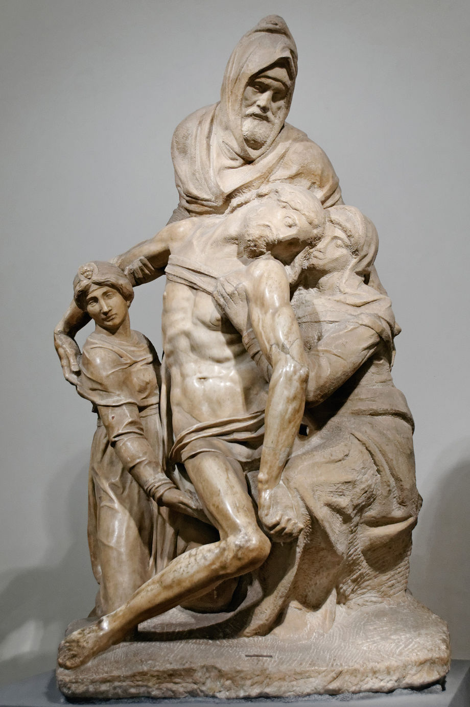 Микеланджело и его нон-финито